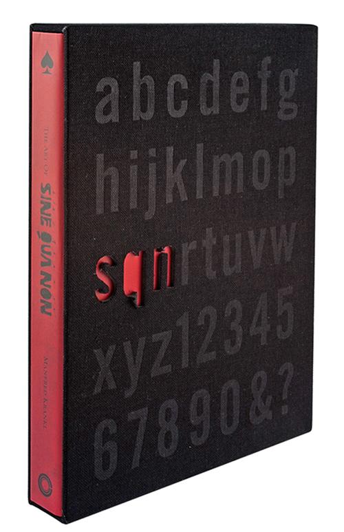 Sine Qua Non's New Book: The Art of Sine Qua Non