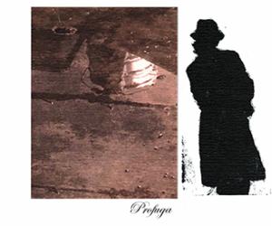 Profuga - 2018 Grenache Wine Label