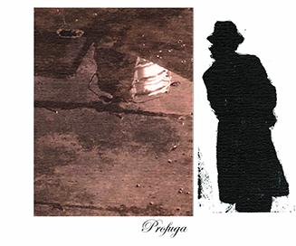 Profuga - 2018 Wine Label