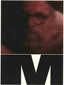 M - 2015 Wine Label